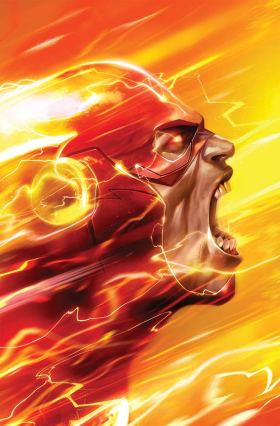 Flash Vol 5 #49 Cover B Variant Francesco Mattina Cover