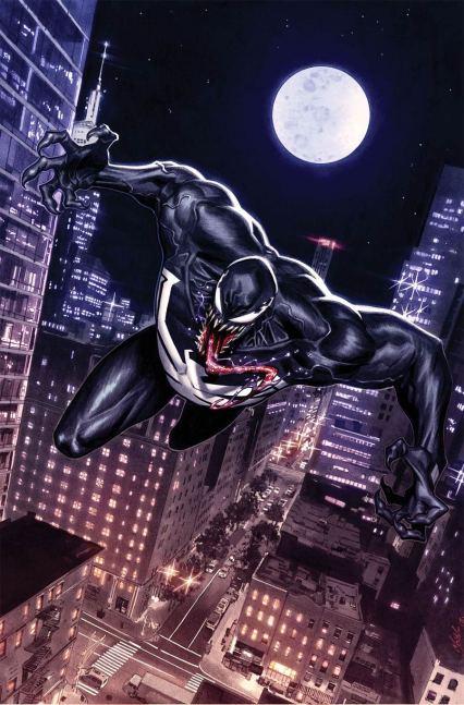 Venom Vol 4 #3 Cover B Incentive Jorge Molina Variant Cover