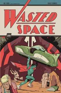 WASTED SPACE #1 2nd a