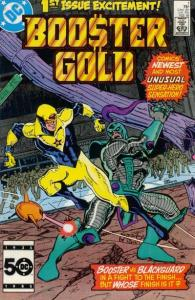 Booster Gold 1 cover