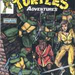 Teenage Mutant Ninja Turtles Adventures 1