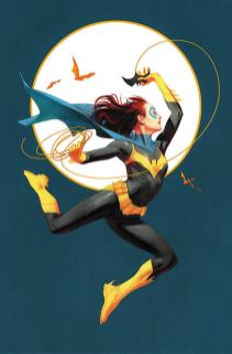 Batgirl Vol 5 #27 Cover B Variant Joshua Middleton Cover
