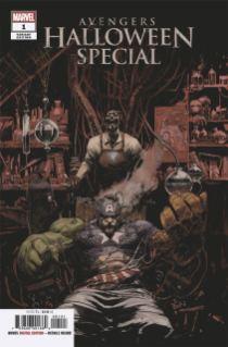Avengers Halloween Special #1 Cover B Variant Gerardo Zaffino Cover