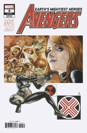 Avengers Vol 7 #9 Cover C Variant JG Jones MKXX Cover