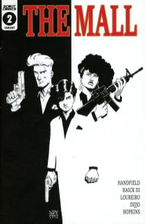 Mall #2 Cover B Variant Cover