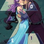WINNERS ANNOUNCED : Die #1 Exclusive Cover by Emma Vieceli from ONE STOP SHOP