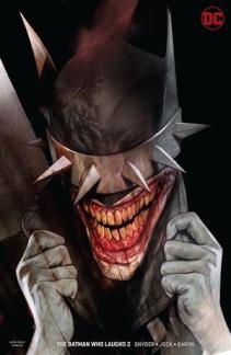 Batman Who Laughs #2 Oliver Variant