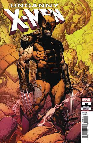 Uncanny X-Men #10 Finch Variant