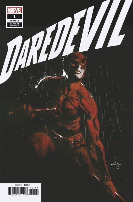 Daredevil Vol 6 #1 Cover D Incentive Gabrielle Dell Otto Variant Cover