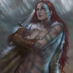 WINNERS ANNOUNCED : Scott's Collectibles RED SONJA #1 Parillo Variant Contest
