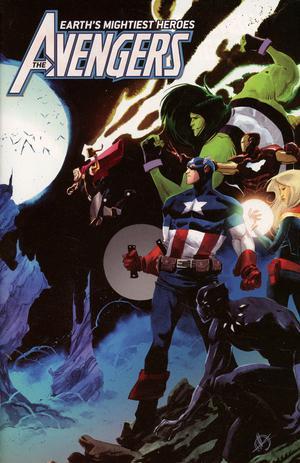Avengers 14 variant