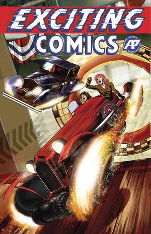 Exciting Comics 1e
