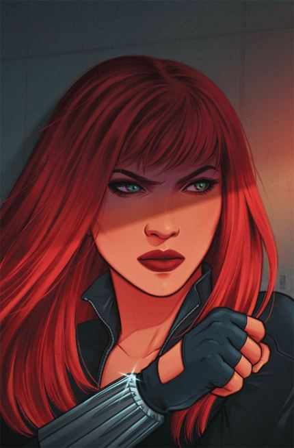 Marvel Tales Black Widow #1 Cover B Incentive Jen Bartel Virgin Cover