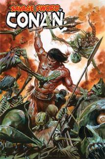 Savage Sword Conan 1a