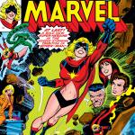 CBSI HOT 5 : Captain Marvel (Carol Danvers)