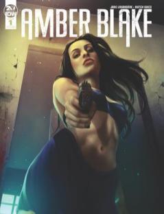 Amber Blake 1 Variant