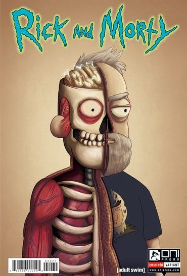 Rick-and-Morty-Issue-50-Variant-Covers
