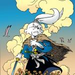 CBSI GIVEAWAY : USAGI YOJIMBO #1 SLAB CITY COMICS EXCLUSIVE VIRGIN VARIANT (Live!!)