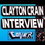 ISSUE #62: Clayton Crain Video Interview – HeroesCon 2019