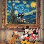 A look into Disney Cartoon Comics Part I : Modern Covers