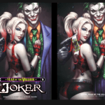 CBSI GIVEAWAY CONTEST : SILENT PARTNER COMICS Joker Year of the Villain #1 Variant by Kendrick Lim