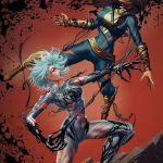 White Widow #3 from Silent Partner Comics