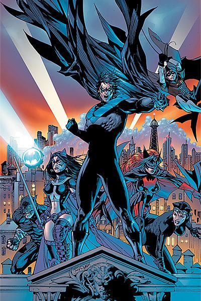 Batman: Battle for the Cowl #1
