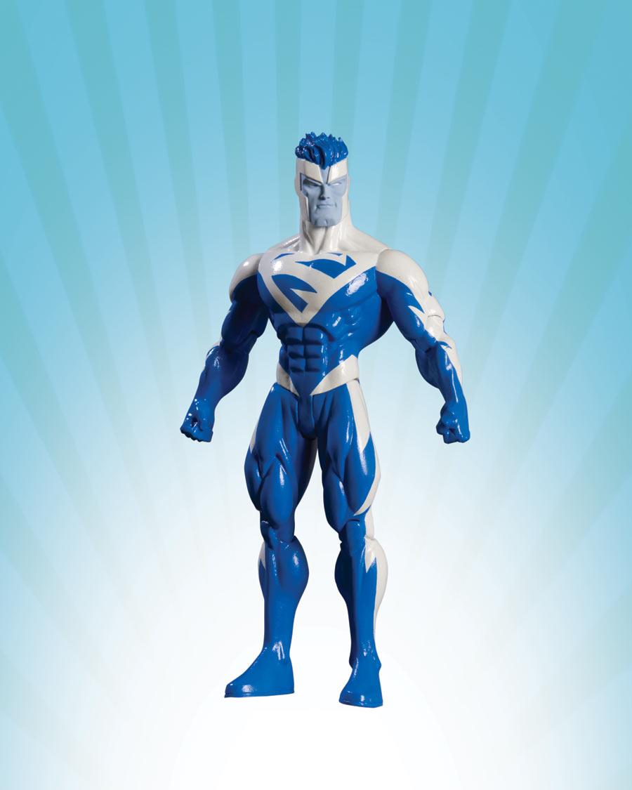 JLA Classified Superman Blue