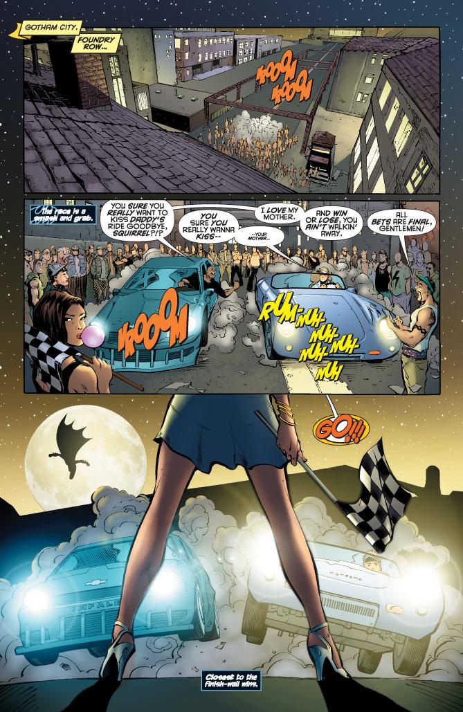 Batgirl #1 1