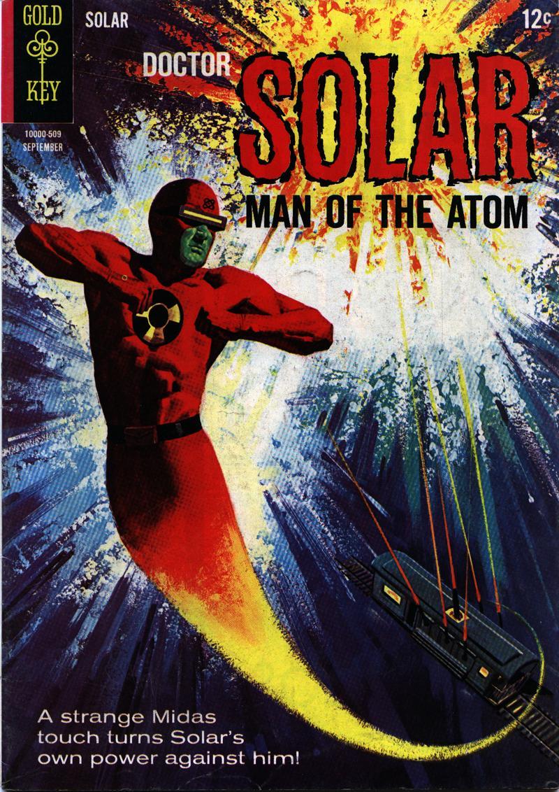 Doctor Solar Man of the Atom
