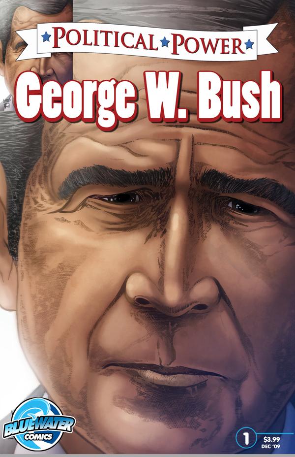 George W. Bush Comic