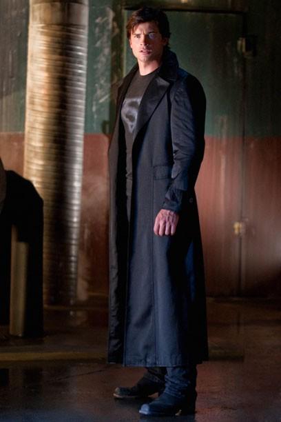 Black Superman Suit