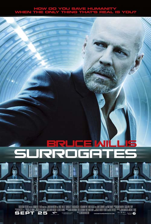 Surrogates Film Poster