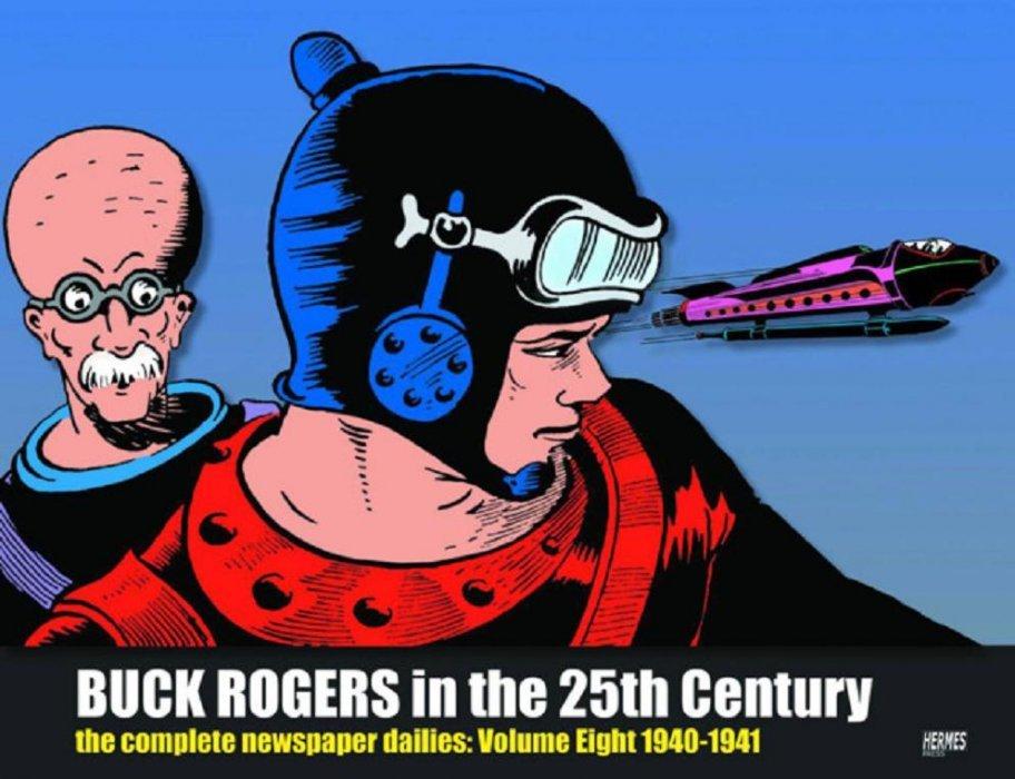 תוצאת תמונה עבור buck rogers hermes press