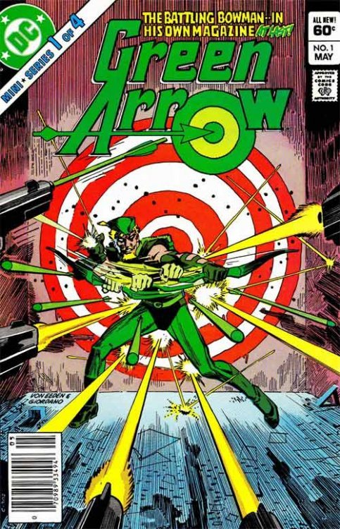 Green Arrow 1 (DC Comics) - ComicBookRealm.com