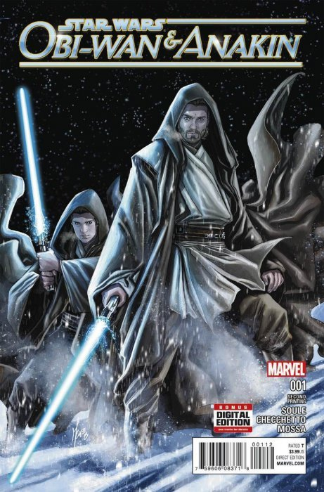 Image result for obi-wan and anakin mrvel