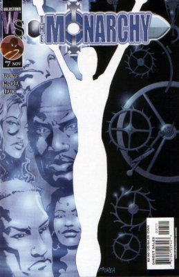 The Monarchy 7 (WildStorm) - ComicBookRealm.com