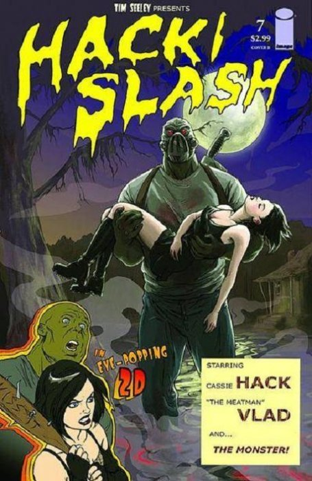 Hack/Slash 4 (Image Comics) - ComicBookRealm.com