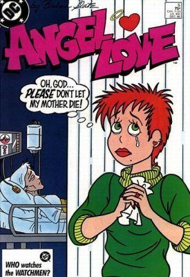 Image result for angel love comic