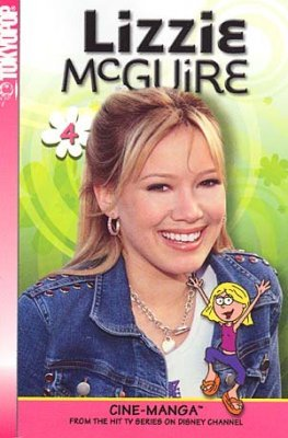 Image result for lizzie mcguire comics
