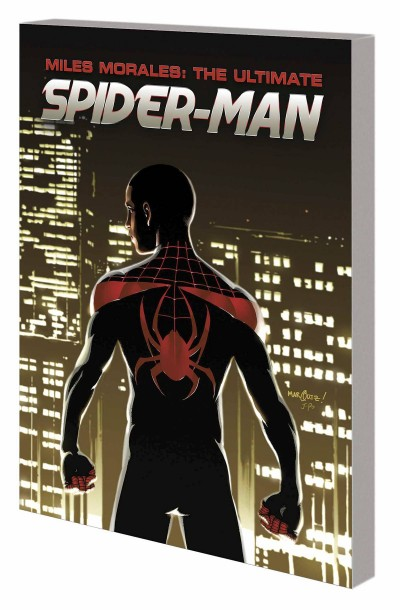 Miles Morales Ultimate Spider Man Vol 3 Ultimate