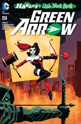 GREEN ARROW #47 – Tim Sale color