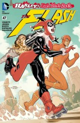 THE FLASH #47 – Terry Dodson Color