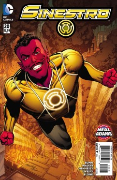 Sinestro 20 Neal Adams