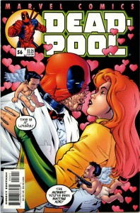 Deadpool #56 Cover