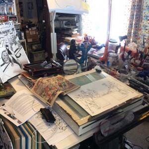 Ordway studio