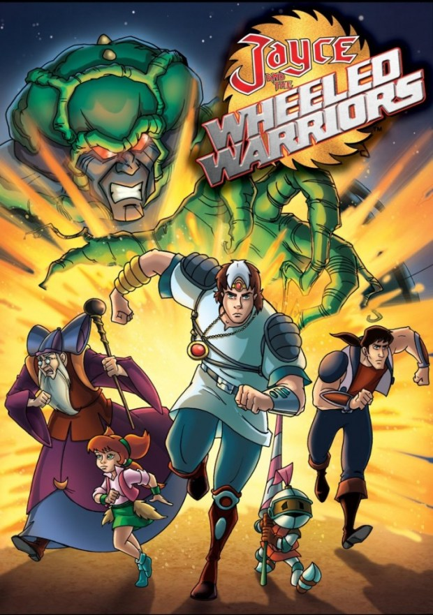 1. Jayce and the Wheeled Warriors