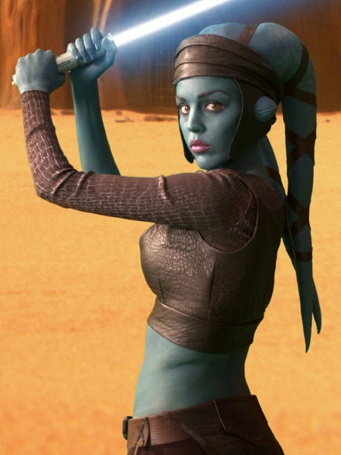 Top 10 Star Wars TwiLek Ladies - From A Slave To A Sith