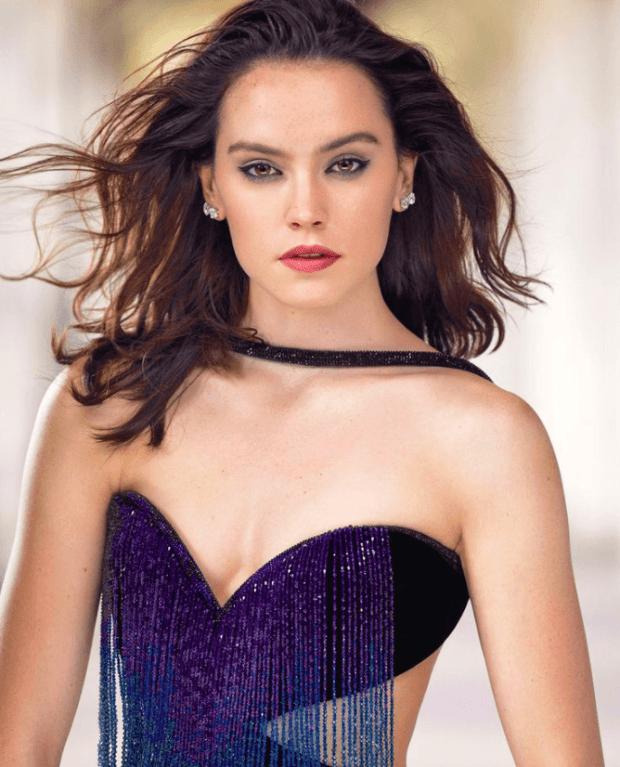 Daisy Ridley hot