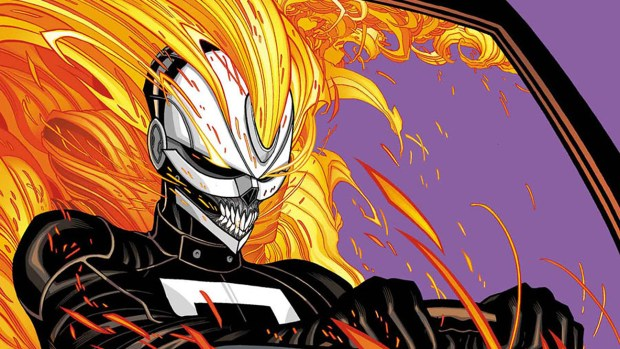 Marvel Has Revealed Ghost Rider 2 0 And It's A Big Cosmic